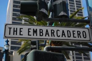 CA_SF_172_street_sign_the_embarcadero_san_francisco